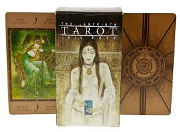 The Labyrinth Tarot (Luis Royo)