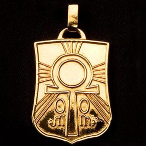 Sigillo Karnak rame lucido