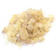 Copale oro cristallizzato
