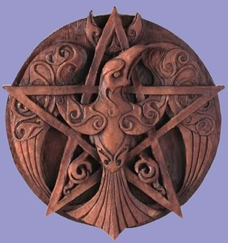 Pentagramma corvo