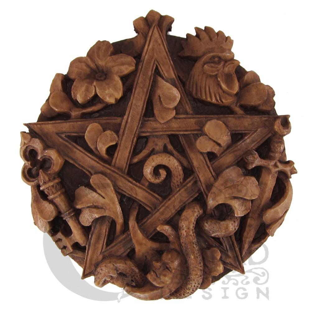 Pentagramma Cimaruta