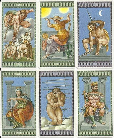 Tarocchi di Michelangelo