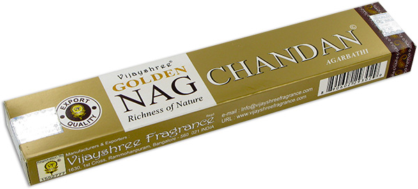 Nag Chandan Golden