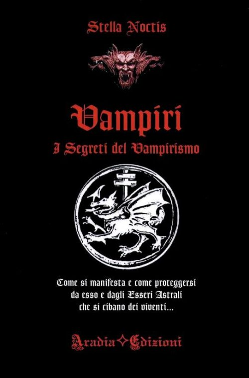 Vampiri - i segreti del vampirismo -