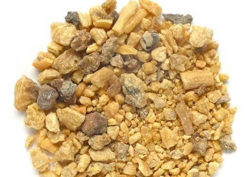 Sal (Shorea robusta resina)